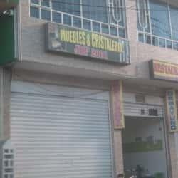 Muebles & Cristaleria JDP 2001 en Bogotá