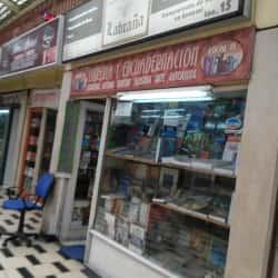 Librería Labraña en Santiago