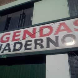 Agendas y cuadernos color copias en Bogotá