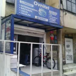 Cabinas Telefónicas Ovnitel en Bogotá
