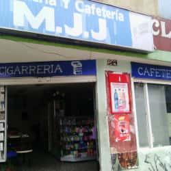 Cigarreria y Cafeteria M.J.J en Bogotá