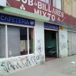 Club de Billares Mixtos Carrera 2A en Bogotá
