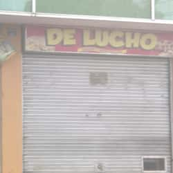 De Lucho en Bogotá