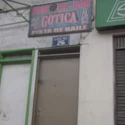 Discotk-bar Gotica en Bogotá