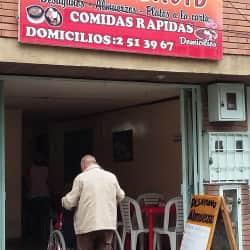 El rey David en Bogotá