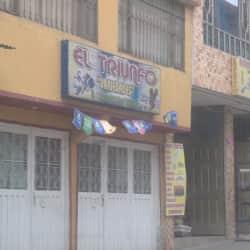 El Triunfo Variedades en Bogotá
