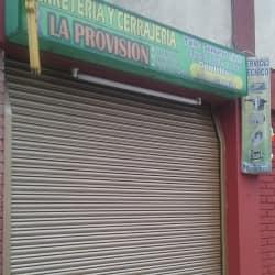 Ferretería y Cerrajería La Provisión en Bogotá