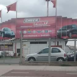Automotora Check Point en Santiago