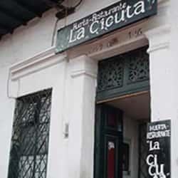 La Cicuta en Bogotá