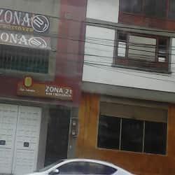 Zona 21Bar Crossover en Bogotá