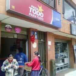 Paga Todo Carrera 80 en Bogotá