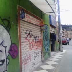 Tienda Los Angeles en Bogotá
