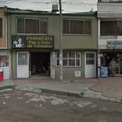 Panaderia Pan y Cafe de Colombia en Bogotá