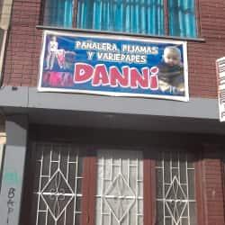 Pañalera,Pijamas y Variedades Danni en Bogotá