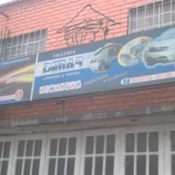 Taller Dimar en Bogotá