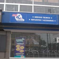 Servi Auteco Calle 8 en Bogotá