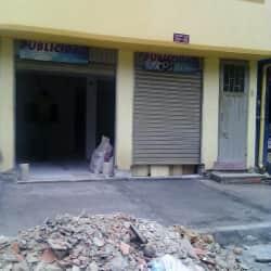 Publicidad Carrera 5 en Bogotá