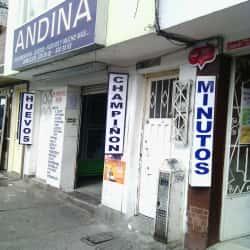 Salsamentaria Andina en Bogotá