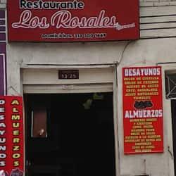 Restaurante los rosales en Bogotá