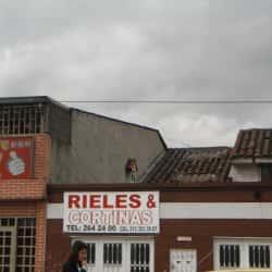Rieles y cortinas en Bogotá