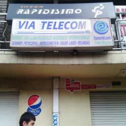 Via Telecom Llamartel.com en Bogotá