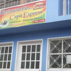Restaurante Capit Express en Bogotá