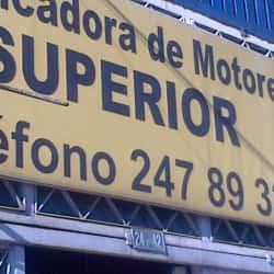 Rectificadora de Motores SUPERIOR en Bogotá