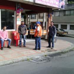 Panaderia el Patron del Pan  en Bogotá