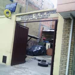 Vulcanizadora Los Dos Amigos en Bogotá