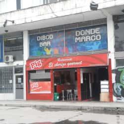 Pig El Chorizo Gourmet en Bogotá
