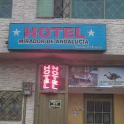 Hotel Mirador De Andalucia en Bogotá