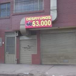 Desayunos $ 3000 en Bogotá