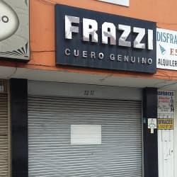 Frazzi en Bogotá