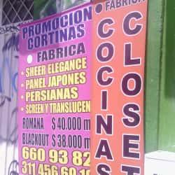 Fabrica De Cortinas Eurodiseños en Bogotá