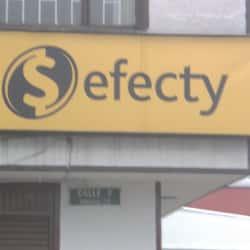 Efecty Calle 9  en Bogotá