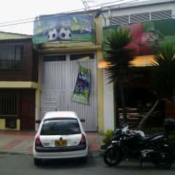 El Macaranazo Futbol 5 en Bogotá
