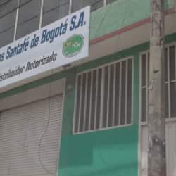 Espumas Santa Fe De Bogota S.A en Bogotá