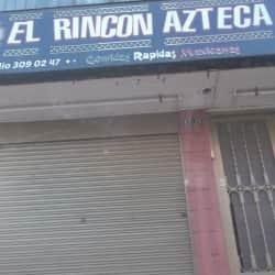 El Rincon Azteca en Bogotá