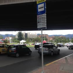 Paradero SITP Avenida Carrera 68 - 386A06 en Bogotá