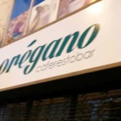 Cafetería Orégano en Santiago