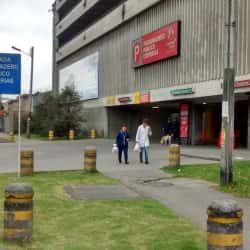 Parqueadero Centro de Convenciones Corferias en Bogotá