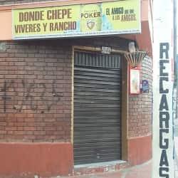 Donde Chepe en Bogotá
