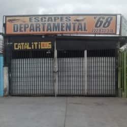 Taller Mecánico Escapes Departamental  en Santiago