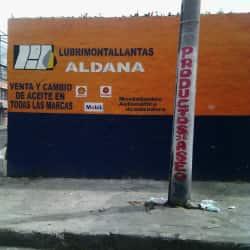 Lubrimontallantas Aldana en Bogotá