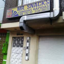 Mr Snacks en Bogotá