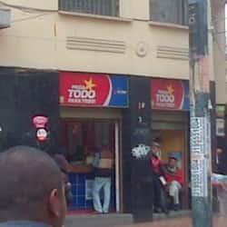 Paga todo la esperanza en Bogotá