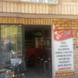 La Estación de la Pizza en Bogotá