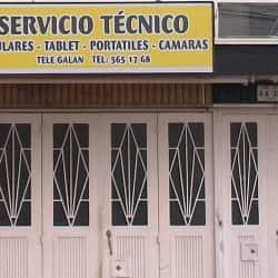 Tele Galan en Bogotá