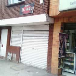 Bar D.jabu en Bogotá