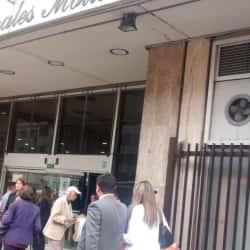 Sede Judicial Hernando Morales Molina en Bogotá